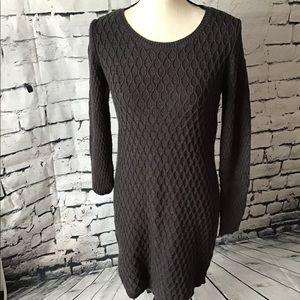 NWT!! LOFT sweater dress, size S